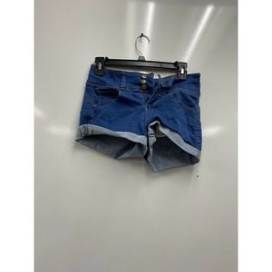 Wax Jeans Butt I Love You Shorts Sz S